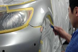 塗装下処理